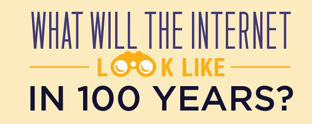 What will the Internet look like in 100 years